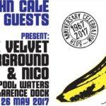 John Cale Reveals Collaborators for 50th Anniversary Celebration  at Sound City