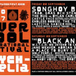 Liverpool Psych Festival Launches 2017 Season (Sept. 22-23 Weekend + Pre-Festival Events)