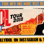Billy Idol announces his 2018 Tour for the United Kingdom and across Europe