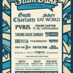 Good Charlotte Set To Co-Headline Slam Dunk Festival 2018