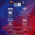 War Child BRITs Week announced with alt-J, Wolf Alice, Jessie Ware & more set to play