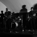 MusicMafia presents four piece London indie band The Half Light